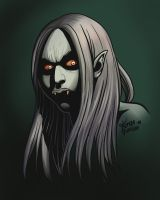 Wampyr in colour by KatLouhio