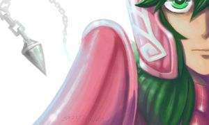 3DS - Andromeda Shun by shazy