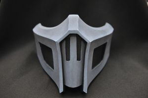 Noob's Mask: Hightlights Front by psychodynamix