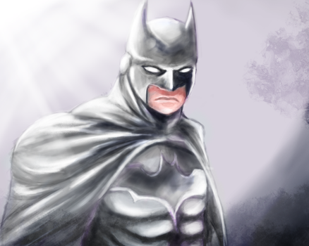 Batman. by Rochefore