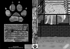 concrete wolf cover finished by AspendingKills