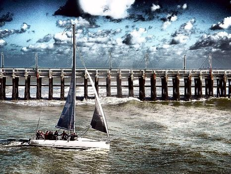Sail for ever by FrankHinley