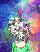 The L'cie of flowers by Danielle-chan