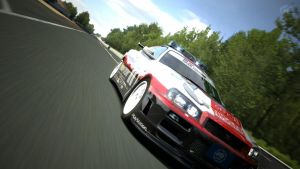 GT pace car working lights. GT5 by daz1200