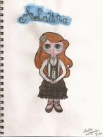 Three Parts of my Soul: Adeline by guardianofmysanity