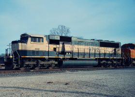 BNSF 9702 EX BN by SMT-Images