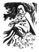 The Spectre Sketch by deankotz