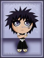 Shuu the Chibified Hei by Amarantia