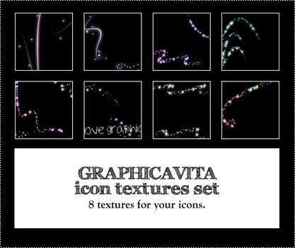 icon textures set 1 by graphicavita