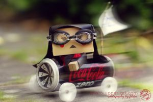27-52 CTL2013 - Lilly and the soapbox by FeliDae84