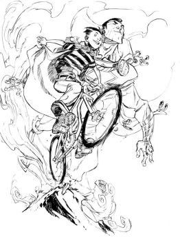 SHAZAM, AGAIN by EricCanete