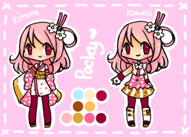 ADOPTABLE AUCTION #2 by IgniteTea