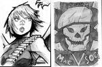 Sketch Cards 1 by Shono