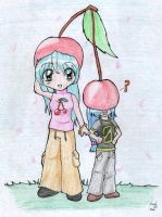 Cherryhat - the colorful one by farris