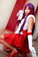 Sailor Mars by YuriaCosplay