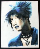 Toshiya - looking pretty by Bampire