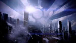 Mass Effect Skybox by Usmovers02