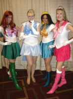 Sailor Royales Group 2 by sadwonderland