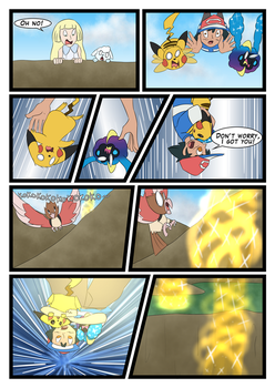 Golden Sun P11 by pkmnMasterWheeler