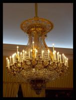chandelier 5 by Adaae-stock