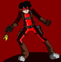 Redesign-O-Mite Crimson Nifty by DF16