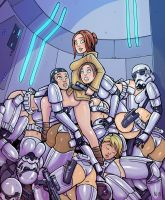 Stormtroopers Girls by alexichabane