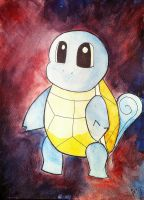 Squirtle Squirt! by tacoroach