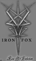 The Iron Fox logo in color by Iron-Fox