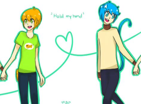 TAWOG: Hold my hand by uig