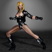 DC Universe Online Black Canary UPDATED by ArmachamCorp