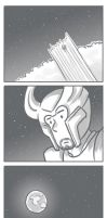 meanwhile at The Bifrost by kuroneko3132