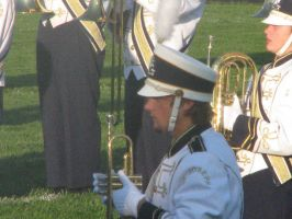 Marching Band by beachtownkid