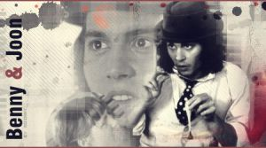 Benny  and Joon by MozartXD
