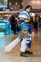 Garen, the Might of Demacia Cosplay by Urash1ma