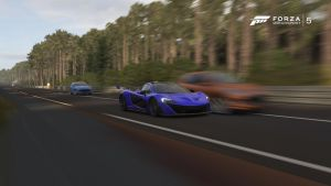 McLaren P1 Fly-by by pl3th0ra