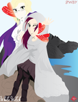 White Witch C AliceMoonlight by TheYuriReviewer