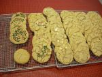 Christmas Peanut Butter Cookies by pantherwitch4982