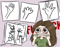 Hands issues by BlackNina
