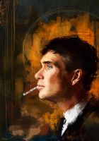 Tommy Shelby by Namecchan