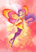Winx Club season 6 Tine Bloomix by fantazyme