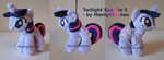 Twilight Sparkle #5 (mini sized) by ManlyStitches