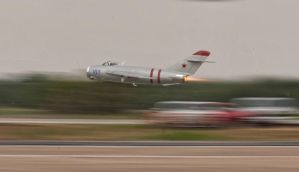 Mig 17 by badchess