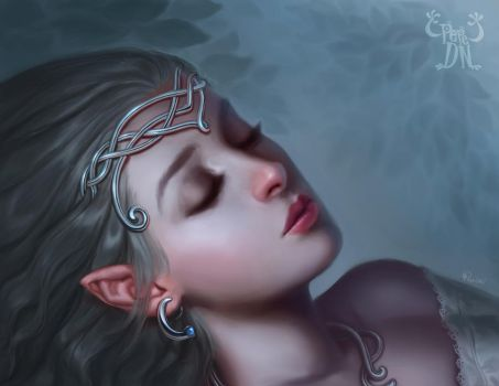 Sleeping Beauty by Pepe-Navarro