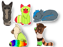 Chibi Requests by Renkat