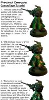 Tutorial - Painting Camouflage by precinctomega