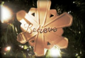 Believe by mahsunny