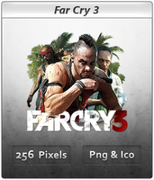 Far Cry 3 - Icon 2 by Crussong