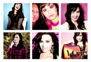 15 Demi Lovato icons by confidencelove