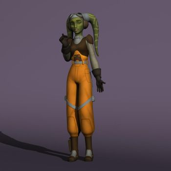 Hera the morning after... by habariart