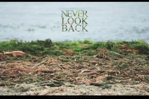 16/365 NEVER LOOK BACK. by ceesevenmarzartworks